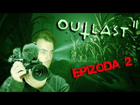Outlast 2 CZ : Zase si měním trenýrky E02
