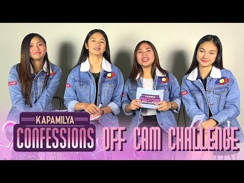 Kapamilya Confessions Challenge: PBB Teen Big Four takes the 'Guess that Housemate Challenge'
