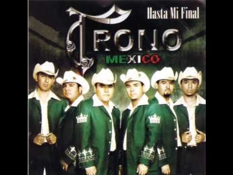 Te Ves Fatal - El Trono de Mexico (Video)