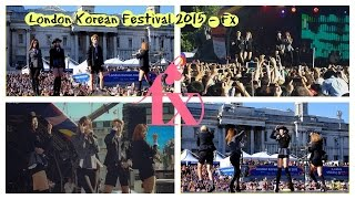 F(x) - London Korean Festival 2015