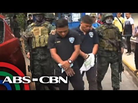 [ABS-CBN] Bandila: 2 sibilyan na tauhan ng HPG, arestado sa 'pangongotong'