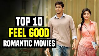 Top 10 Best Feel Good Romantic Family Drama South Indian Movies In Hindi Dubbed