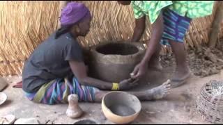 IRON VILLAGE: The Mossi Village Of Dablo In Burkina Faso
