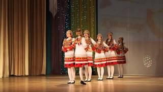 """""""Кунаклар""""  Мордовский танец"""