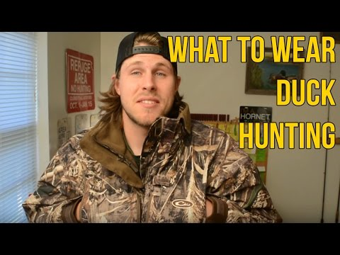 Download What I Wear When I Duck Hunt | Waterfowl Wednesday Mp4 HD Video and MP3