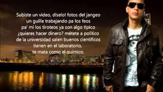 Daddy Yankee - La Calle Moderna con Letra