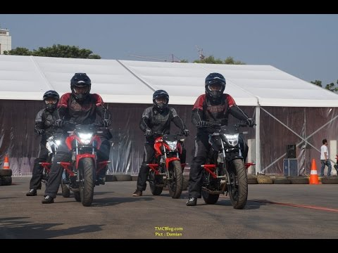 Honda CB150R Honda Stunt Rider