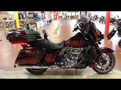 2018 Harley-Davidson CVO™ Limited in New London, Connecticut - Video 1
