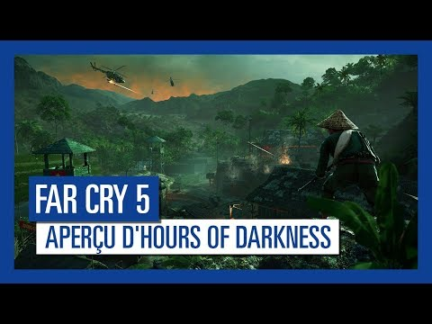 Aperçu Hours of Darkness de Far Cry 5