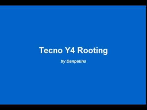 How to Root Tecno Y4