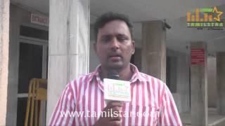 Vetrivel Mahendran at AVM Rajeswari Theatre