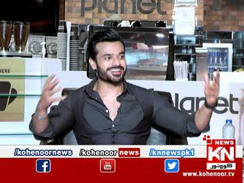 Chit Chat with Mustafa Shah Powered By Cafe Planet 25 Apr 2021 | Kohenoor News Pakistan