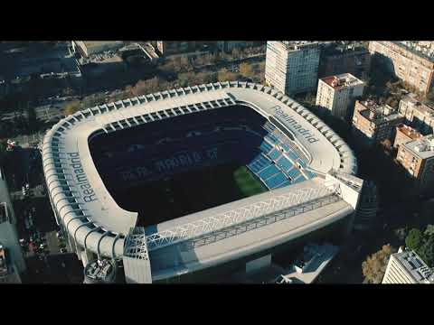 VIDEO: Estadio Santiago Bernabeu Looking Sharp Ahead 244th El Clasico