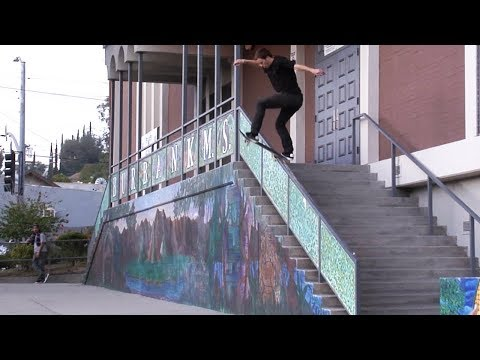 Nate Greenwood's Raw Ams Part