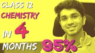 Class 12 Chemistry in 4 months | Solid Strategy | DPS RKP | NSITian - Download this Video in MP3, M4A, WEBM, MP4, 3GP
