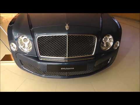 The World's Most Stylish Luxury Car - Bentley Mulsanne