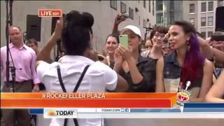 Janelle Monáe Dance Apocalyptic On The Today Show New Album Electric Lady