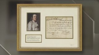 Reward offered for stolen historical artifacts