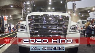 2020 Hino XL Series - Exterior And Interior - 2019 ExpoCam