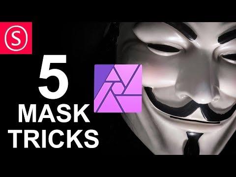 Mask like a PRO - Affinity Photo Essentials