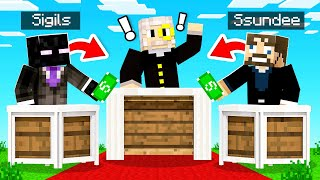 Going to COURT in CRAZY CRAFT (Minecraft)