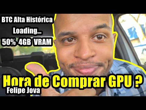 Mineração GPU / É Hora de Comprar Placa de vídeo ?