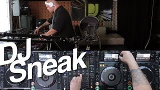 DJ Sneak - Live @ DJsounds Show 2013