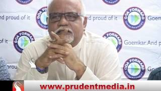 NATIONALISATION OF RIVERS WILL AFFECT LIVING ON RIVER BANKS : GOA FORWARD
