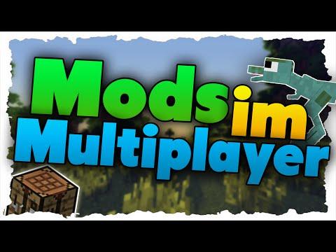 Minecraft Mods im Multiplayer spielen! Server mit Mods erstellen - Tutorial