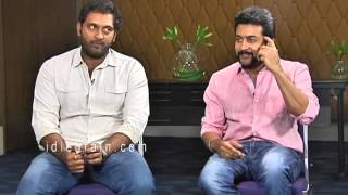 Suriya & Ajay Interview about 24 Movie