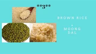 Homemade Baby Cereals Ideas | Kerala Baby Food Recipes