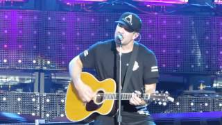 """Sam Hunt covering Cole Swindell's """"You Should Be Here"""""""