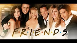 Friends Theme 10 Hours with video  [I'll be there for you]  -The Rembrandts