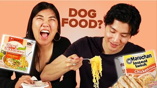 Japanese Millennials Review Instant Noodles