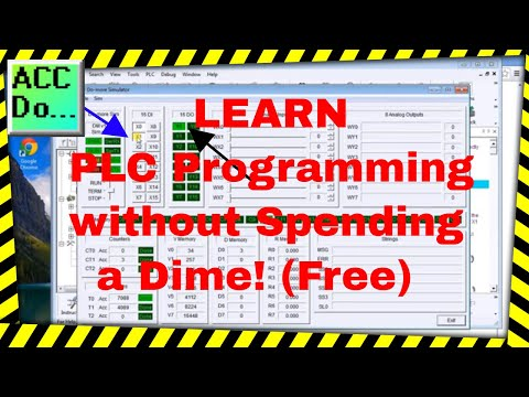 How you can learn PLC Programming at home free without ...