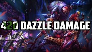 Imaqtpie - Dazzle Damage