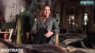 Lindsey Morgan - 24/04/18 - ExtraTV