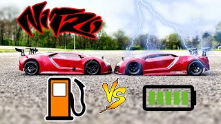 What is better nitro rc or electric