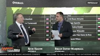 2015 Magic World Championship Day 2 Wrap