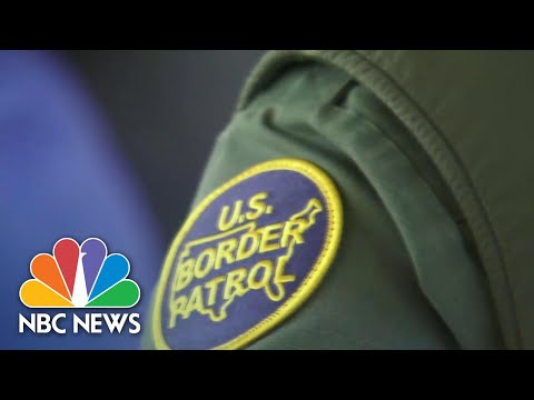 Record 4,200 Migrant Children Detained By Border Patrol | NBC Nightly News