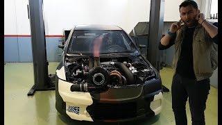 Σοκάρει ο ήχος από το Mitsubishi EVO με τους 2.200 ίππους    eXtreme tuners