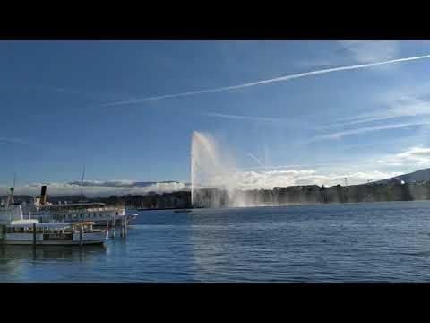 Фото видеогид Экскурсия по Женеве в картинках