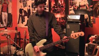 "Angels And Airwaves ""The Revelator"" Bass Cover WITH TABS!"