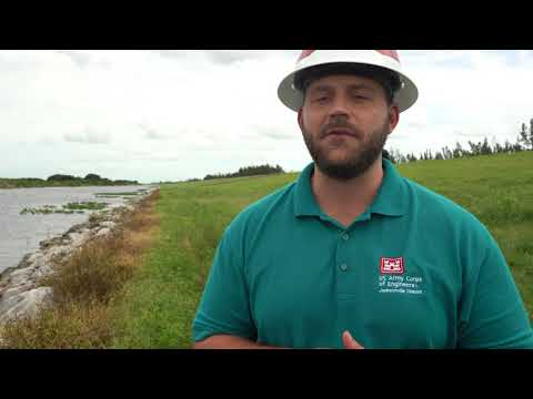 Hurricane Readiness on Herbert Hoover Dike