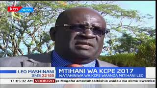 Afisaa mkuu, KNEC Prof.George Magoha awahakikishia wadau wa elimu hakutakuwa na kisa cha udanganyifu