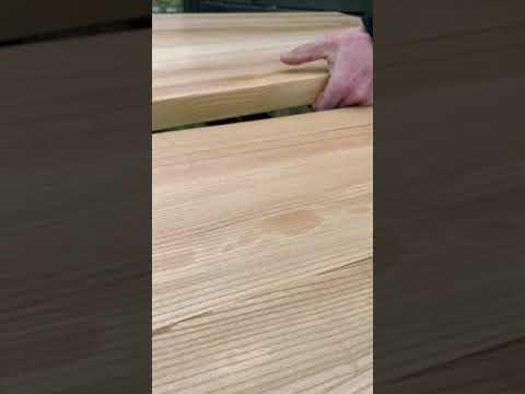 Фото Раскладные столы из массива ясеня. На металлических ногах.