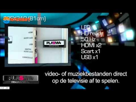 Tivi LED Sony Bravia KLV-32EX310