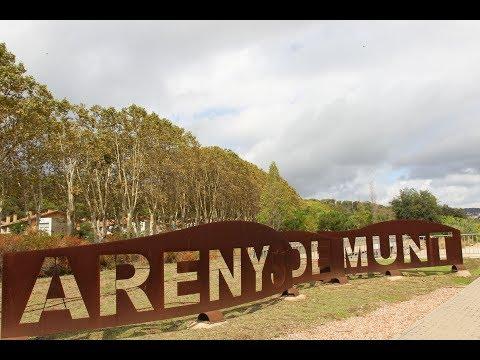 Viaje a Arenys de Munt, la villa catalana más independentista donde ya late el 1-O