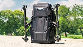 The Best Backpack for the DJI Inspire 2 - Lowepro DroneGuard Pro