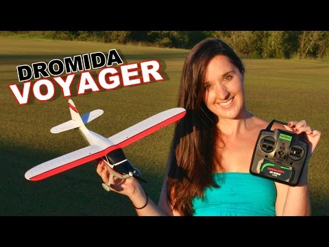 Dromida Voyager Flight Review – 3 Channel Beginner Scale RC Plane – TheRcSaylors